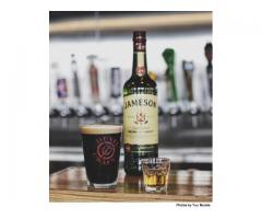 THE JAMESON SAINT PATRICK's PUB